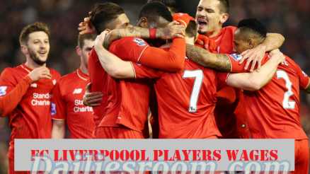 2017 Liverpool FC Full Squad | Liverpool Players Weekly Salary Structure