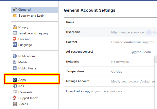 How to Delete Third Party Apps From Facebook Account - FB.com