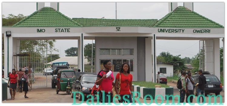 2017/2018 IMSU Post Utme Application Form - Eligibility and Registration