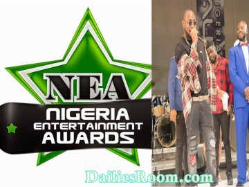 2017 Nigeria Entertainment Awards Winners | NEA Winners Full List