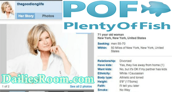 Plentyoffish dating browse