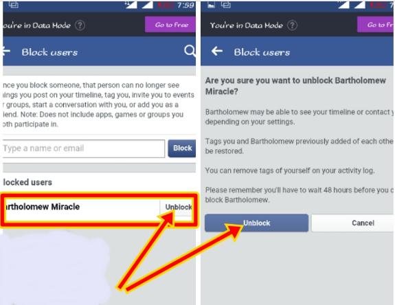 How Do I Unblock Facebook Friends? Unblock already Blocked Friends