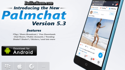 New Palmchat Download Android, BlackBerry 10, iPhone - Palm Chat login