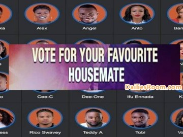 How to Vote Favourite BBNaija Housemate Via SMS | Step-by-Step Guide