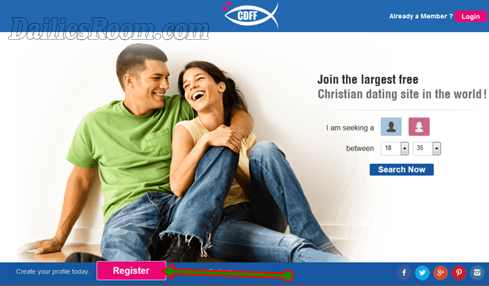 Christian dating net service