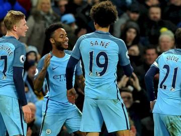 Manchester City Last 12 Fixtures 2018 in Premier League