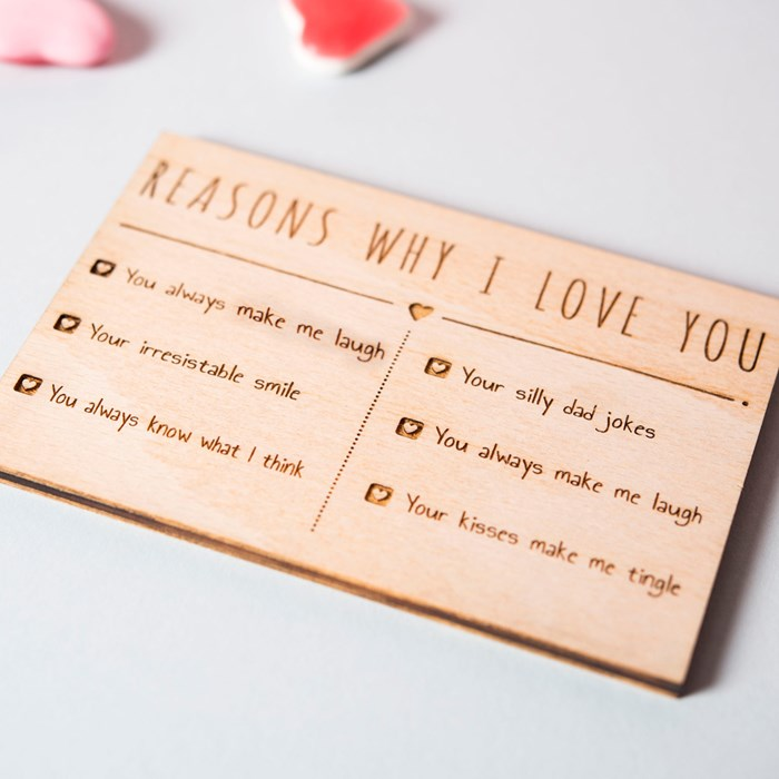 Creative Valentine Gift for Boyfriend, Girlfriend, Husband, Her, Friends