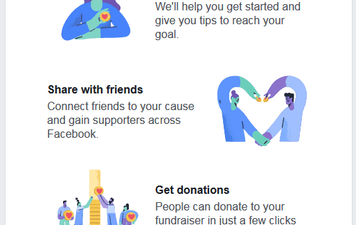 How to Start Facebook Birthday Fundraiser For Myself - fb.com/fundraisers
