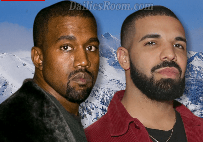 Kanye West & Drake New Song Collaboration