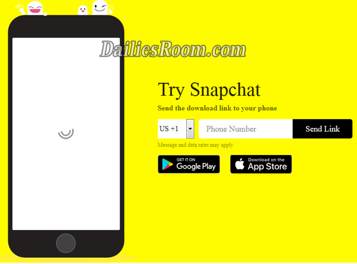 www.snapchat.com Download - SnapChat Sign Up & SnapChat Sign In