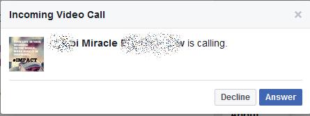 FB Calling