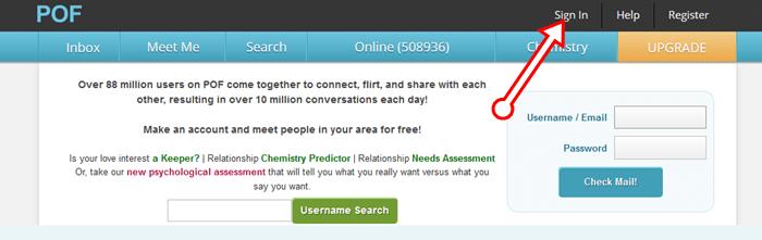 dating.com uk login account online free
