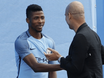 How Much Was Iheanacho Earning At Man City Vs New Weekly Salary