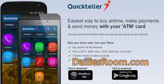 How To Download Quickteller App For Online Payment Or Money Transfer