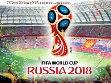 FIFA 2018 Russia World Cup - Complete Match Fixtures/Dates