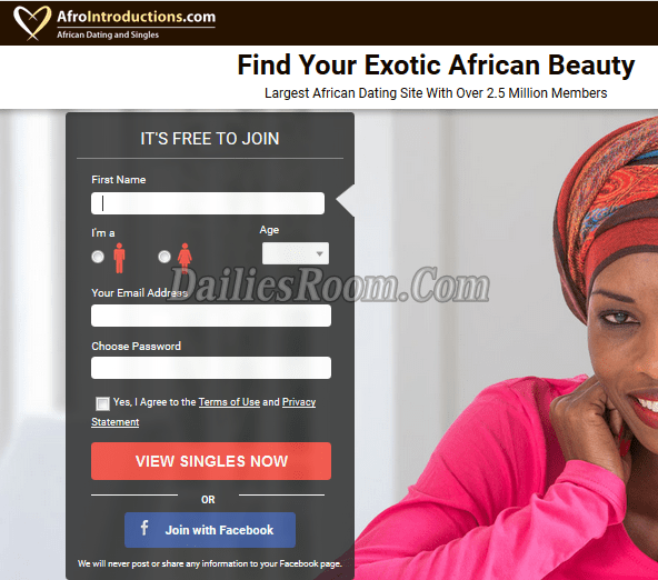 Sign in to afrointroduction