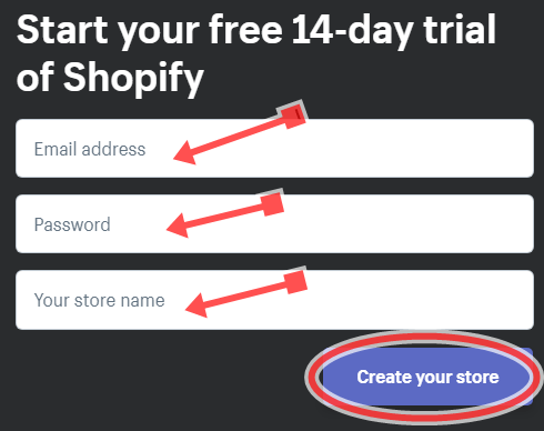 Create Shopify Account | Shopify Store Login - Shopify APK Download
