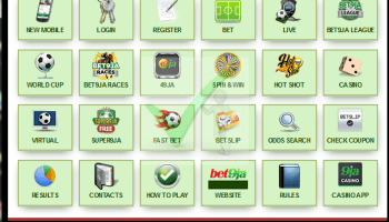 Old Mobile Bet9ja Registration Portal for New Bet9ja Mobile