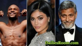 2018 Top 10 Highest Paid Entertainers In The World - Mayweather, Kylie Jenner