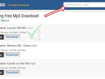 MP3Goo Download Free MP3 Songs - MP3GOO Mp3 Downloads