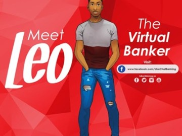 How To Connect In Leo Chat Banking - UBA Facebook Chat Banking