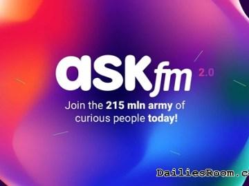 Askfm Sign Up: Askfm Login For Questions & Answers - Askfm Apk