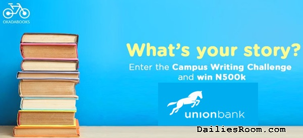 2018 Union Bank Campus Writing Challenge - How To Apply
