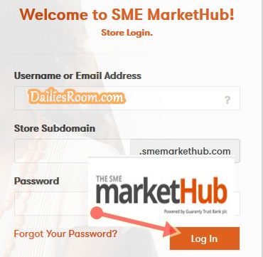 www.smemarkethub.com Sign In Portal - Smemarkethub Seller Login