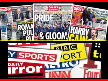 Latest Football Papers Top Football News With Transfer Gossips