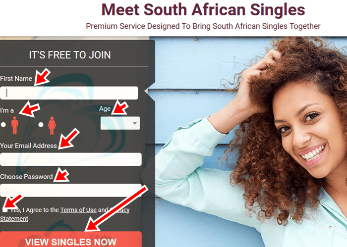South african dating sites list