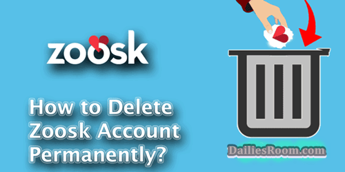 How To Delete Zoosk Account Permanently At www.zoosk.com