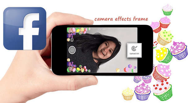 Use FB Overlay Frames to Create Facebook Photo Frame & Promote, Product or Brand
