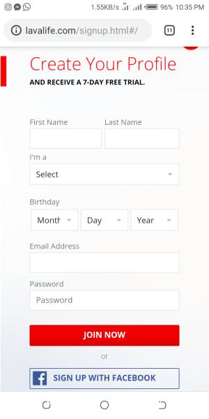 Lavalife.com Dating Site: Lavalife Phone Registration To Meet Singles