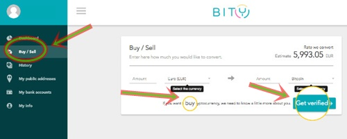 www.bity.com Review: Bity Registration To Buy & Sell Cryptocurrencies