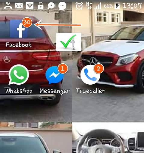 How To Mark All Notifications As Read On Facebook App 2019
