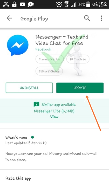 Facebook Messenger Download Free for Android - Download FB Messenger