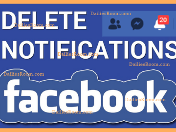 How to Clear Facebook Notifications On iPad & iPhone, Android & PC