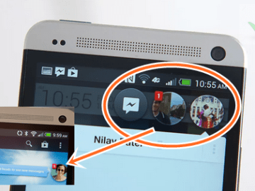 How To Turn ON Chat Heads on Facebook Messenger