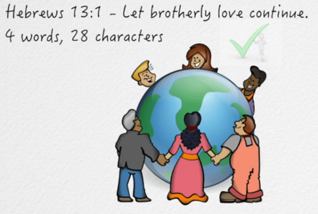 Very short Bible Verses About Love, Life, Strength, Faith, Courage, Money
