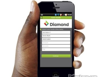 Diamond Bank Self Service Apk: Diamond Mobile App Download
