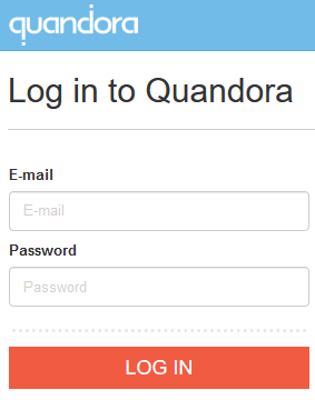 Quandora Question & Answer Software | Quandora Registration Guide