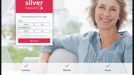Silversingles.com Registration & Login | SilverSingles Online Dating Site