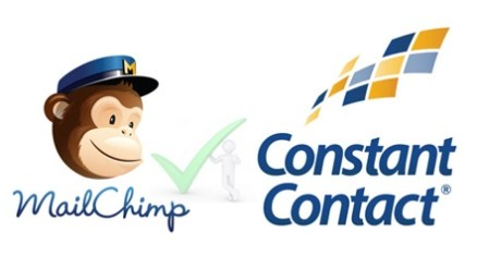 What's Your Pick? Constant Contact VS MailChimp