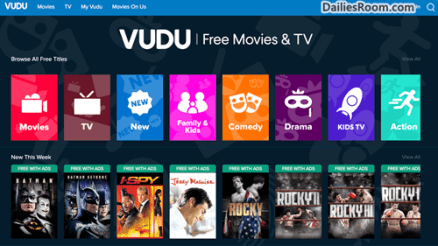 www.vudu.com Sign In | VUDU Login Using Email, Facebook, Walmart