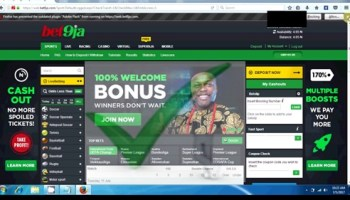 How to Check Bet9ja Coupon Online | www old-mobile bet9ja com
