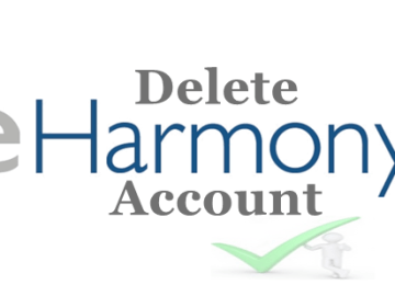 How To Delete eHarmony Account | eharmony.com Deactivation