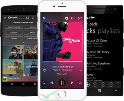 Napster Music APK | Napster Download For Android & iOS