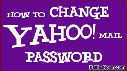 How To Change Yahoo Mail Password From Any Country