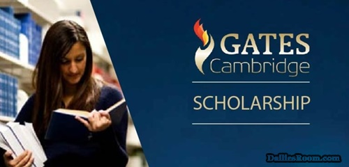2020 Gates Cambridge Scholarship Application To Study In UK
