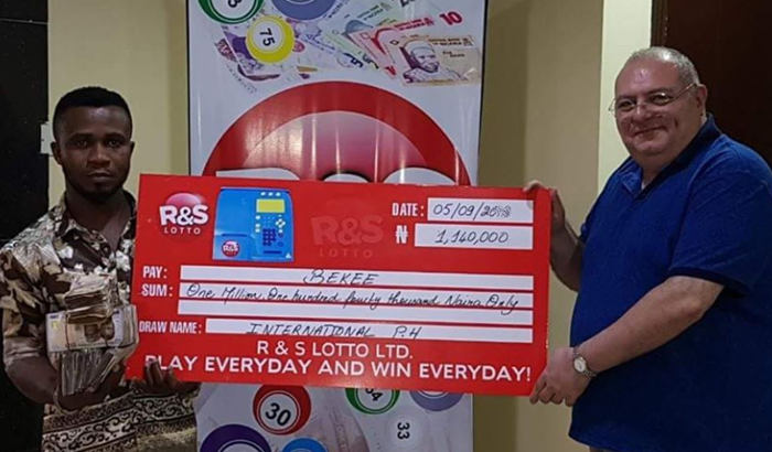 R&S Lotto Today Bankers,